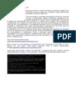 Instalando o Slackware 14