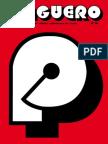 PINGUERO Nº 16 · Sedición Especial, COMICS y ENTRETENIMIENTOS
