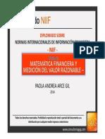 MÓDULO MATEMÁTICA FINANCIERA Y VR RAZONABLE NIIF para PYMES - G&G 2014.pdf