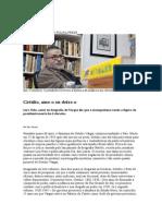 Entrevista a Getúlio Vargas