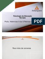 Psicologia Educacao Videoaula Revisao