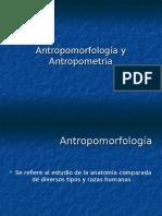 Antropomorfología