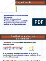 Capacitores Paralelo