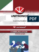 COMUNICACIONES UNITRONICS