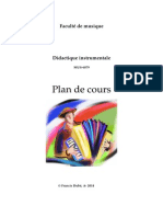 Di, A-2014, Plan de Cours