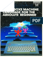 Atari 130XE Machine Language for the Absolute Beginner