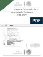 Convocatoria Prosoft Aguascalientes 2015