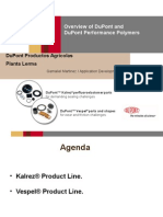 Presentación DuPont Agrícolas 2015