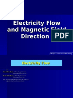 9 - Electricity Flow and Magnetic Field Direction