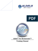 Aldelo3.5TrainingManual