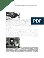 Origen, Evolución e Instauración Del Modo de Representación Institucional en El Cine