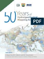 50 Ans de Cartographie Hydro(Géo)Logique