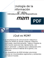 Introducción a los dispositivos M2M v83