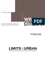 Writing Cities Vol. 03