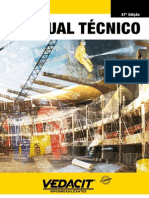 Manual Técnico Vedacit