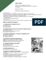 Lecturas de Segundo 2014-2015