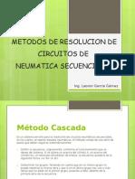 Metodos de Resolucion de Circuitos Neumaticos Secuenciales Cascada