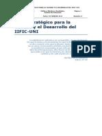 Plan Estratégico Para La Calidad y El Desarrollo Del IIFIC