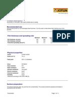 Dura Mastic Datasheet