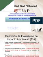 Clase I La Evaluación Del Impacto Ambintal en Los Proyectos de Desarrollo