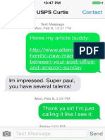 Super Paul Text