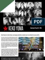 Kekoyoma EPK 2015 Francoise