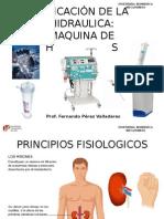 Aplicación de La Hidraulica Hemodialisis