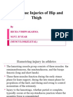 Soft Tissue Injuries of Hip and Thigh
