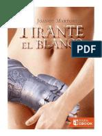 Tirante El Blanco - Joanot Martorell