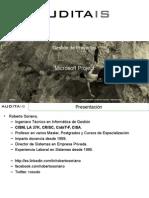 MS Project Español