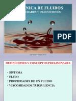 fluidos 1. Propiedades