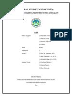 laporan praktikum anorganik