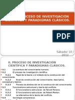 II M Epistemología