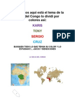 Distribucion Selva Del Congo
