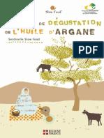 Argan Oil Slow Food Presidium Manual