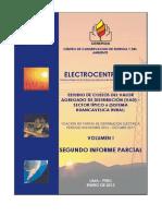 Datos Electrocentro Informe Factor de Carga Potencia Huancavelica