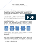 Theory of Constraints_Term Paper