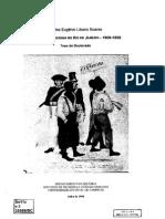 A Capoeira Escrava No Rio de Janeiro - 1808-1850