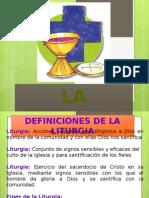 Asamblea y Elementos de La Liturgia
