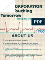 Hospital IPd Software