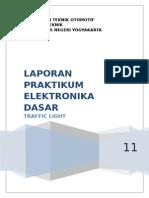 Laporan Praktikum Elektronika Dasar 1
