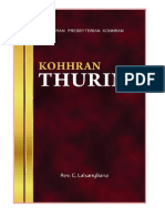 Puitling SS Zirlai 2015 - Kohhran Thurin