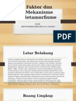 Faktor dan Mekanisme Metamorfisme.pptx