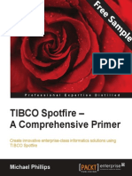 TIBCO Spotfire –A Comprehensive Primer - Sample Chapter
