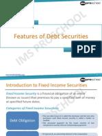 Unit 52_Features of Debt Securities_2013