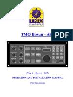 AP 9 Bosun Autopilot Manual