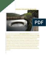 El vertedero hidráulico más grande del mundo.docx