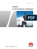 Huawei Antenna Pruducts Catalogue 2012