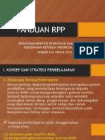 PANDUAN RPP