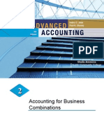 ch2 advanced accounting